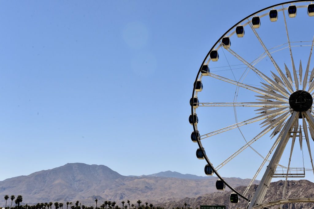 Is This A Real Video Of The Coachella Ferris Wheel Dancing