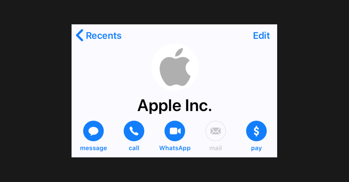 Would Apple Inc  Call Customers to Alert Them to Suspicious