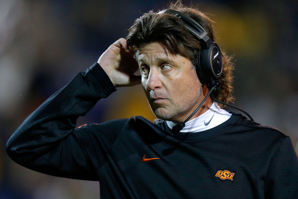 Did T Boone Pickens Leave Mike Gundy 30 In His Will To Get A Haircut